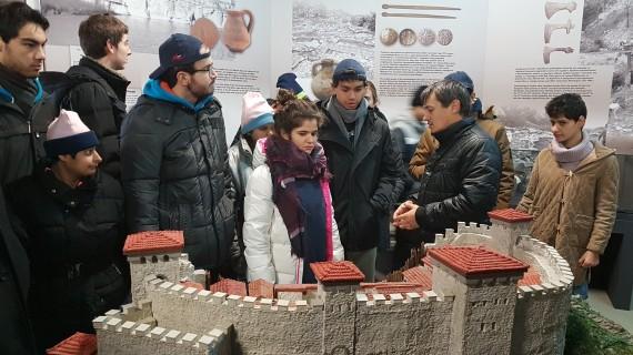 Solidariterre maquette forteresse Mezdra